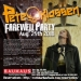 【Pete Klassen Farewell Party – LIVE!】Sat. 25th August 2018